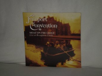 Fairport Convention  -  Moat On the Ledge          180G HEAVYWEIGHT -NY