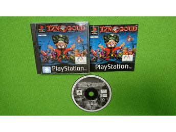 Iznogoud KOMPLETT Playstation ps1