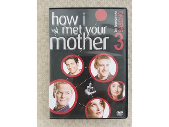How I met your mother - Säsong 3 - DVD
