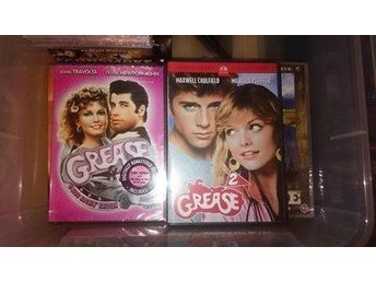 Grease filmerna Swe text.