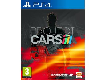 Project Cars PS4 (PS4)