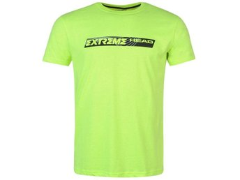 HEAD EXTREME T-SHIRT TENNIS   LARGE