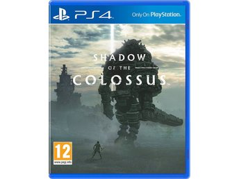 Shadow of the Colossus - Helt nytt till PS4!!! REA