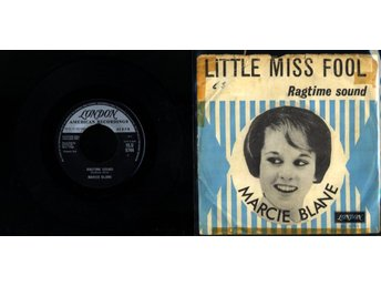 MARCIE BLANE - LITTLE MISS FOOL