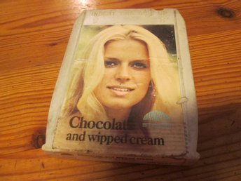 Roffe Staads Orkester ?– Chocolate And Whipped Cream  - Stereo 8