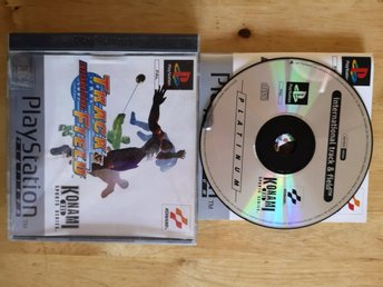 International track and field ps1 playstation 1