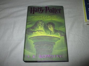 J K Rowling - Harry Potter and The Half-Blood Prince