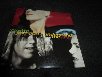 Roxette - You don´t understand me - CDs - 1995