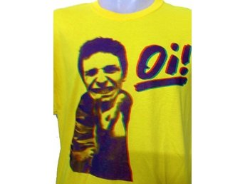 Oi ! - (MEDIUM) T-Shirt!  (Punk, Skinheads, Cockney Rejects,)