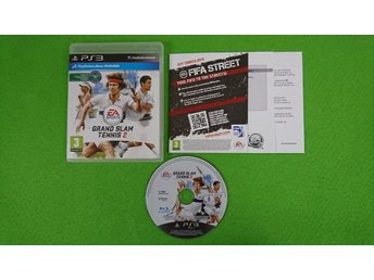 Grand Slam Tennis 2 Playstation 3 PS3