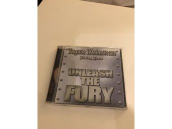 Yngwie Malmsteen - Unleash The Fury CD