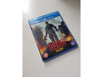 Judge dredd 3D - UK import