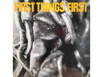 First Things First – Dirtbag Blowout (Bra noise punk rock)