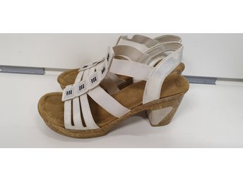 e72e1a8f184 Rieker skor sommarskor sandal Stl 36 (349466310) ᐈ Köp på Tradera