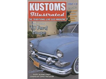 Kustoms Illustrated #19 - NY