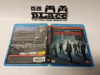Inception Blu-Ray