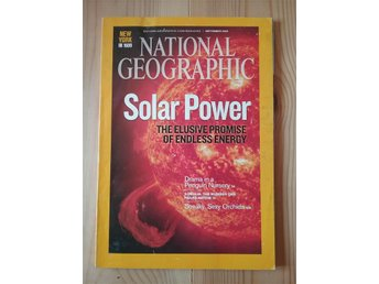 National Geographic September 2009