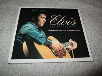 ELVIS PRESLEY - LET YOURSELF GO  1968 FTD-UTGÅVA 2006, ROCKABILLY, COUNTRY, POP