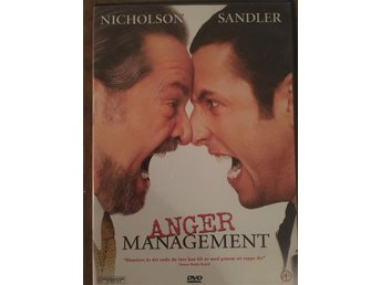 Anger Management - Komedi med Adam Sandler och Jack Nicholson - åkersberga - Anger Management - Komedi med Adam Sandler och Jack Nicholson - åkersberga