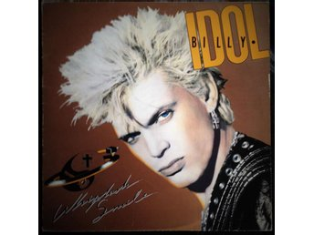 Billy Idol – Whiplash Smile