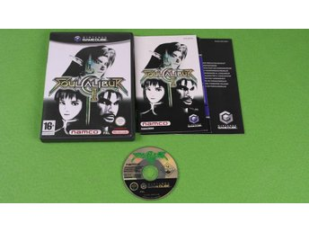 Soul Calibur 2 GameCube Game Cube