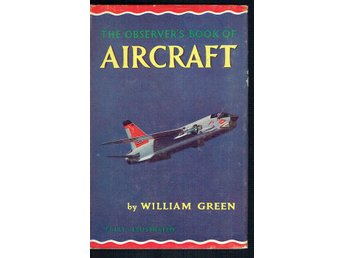The observer´s book of aircraft 1961