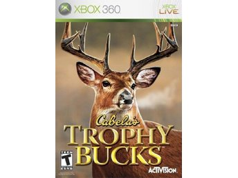 Cabelas Trophy Bucks - Xbox 360