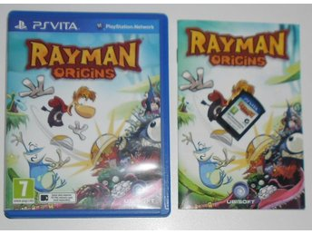 PlayStation VITA: Rayman Origins