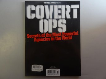 Covert ops. Secret of the most powerful agencies in teh world