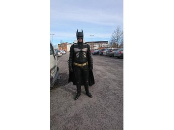 Batman the dark knight replica costume