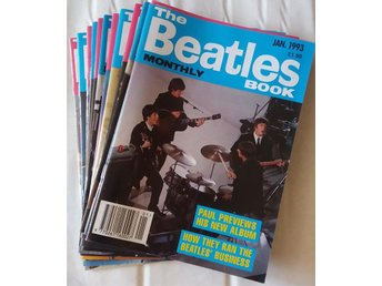 The BEATLES Monthly Book, komplett 1993