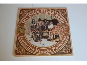 The Coon Elder Band Featuring Brenda Patterson ‎– The Coon Elder Band Featuring