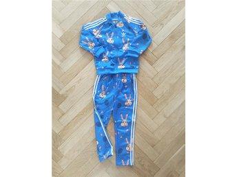Mini Rodini Adidas Track Suit Stl 110 - Bandhagen - Mini Rodini Adidas Track Suit Stl 110 - Bandhagen