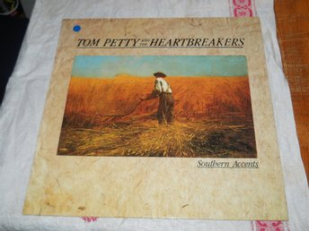 TOM PETTY--Southern accents       LP
