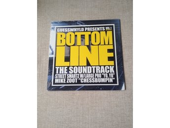 Guesswhyld Presents Bottom Line: The Soundtrack, Vol. 1 12""
