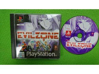 Evil Zone Playstation 1 PSone ps1