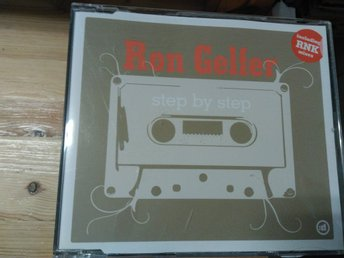 Ron Gelfer - Step By Step, CD