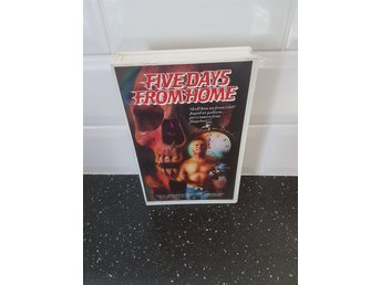 Vhs: five days from home - ( master vision )
