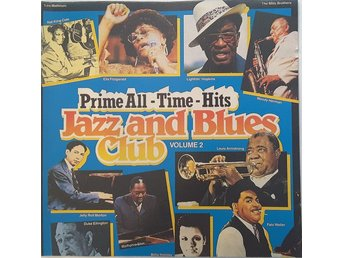Various - Prime All - Time - Hits  Jazz And Blues Club Volume 2 (CD, Comp)
