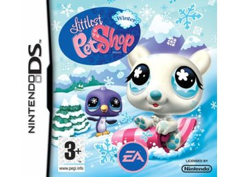 Littlest Pet Shop: Winter - Nintendo DS