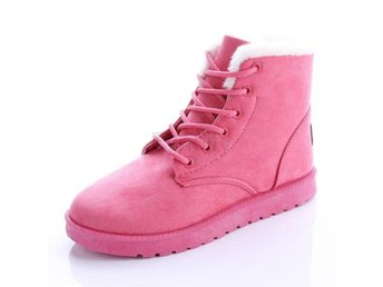 Dam Boots Botas Mujer Lace-Up watermelon red Size 39