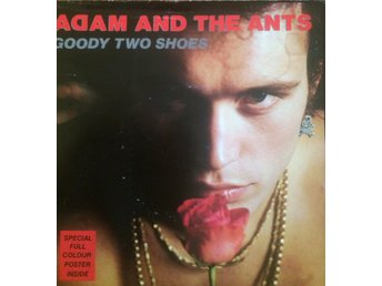 ADAM AND THE ANTS GOODY TWO SHOES/RED SCAB NEW WAVESAMLING!