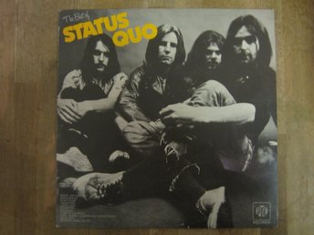 Status Quo- The Best Of (LP) UK-Press på Bolaget Pye