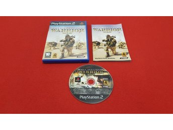 FULL SPECTRUM WARRIOR till Sony Playstation 2 PS2