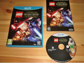 Wii U: Lego Star Wars the Force Awakens
