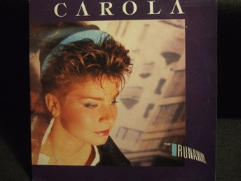 45 - CAROLA. The Runaway/So far so Good. 1986