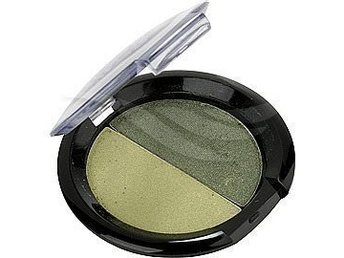 Eyeshadow /ögonskugga duo Jungle smaragd  Claudia