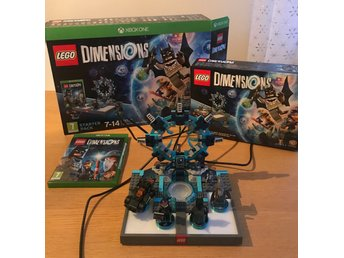 LEGO DIMENSIONS Xbox One Spel / Starter Pack / Set - NYSKICK