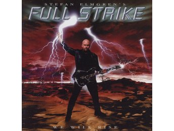 Stefan Elmgren's Full Strike: We will rise 2002 (CD)