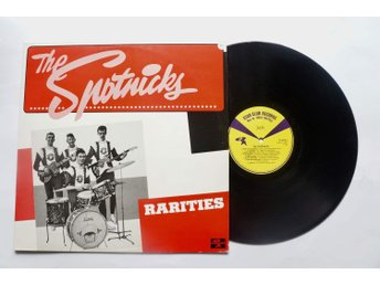 ** The Spotnicks ‎– Rarities **